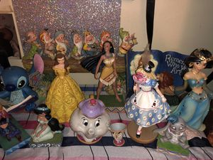 Disney Jim shore and precious moments collectibles for Sale in Covington, KY
