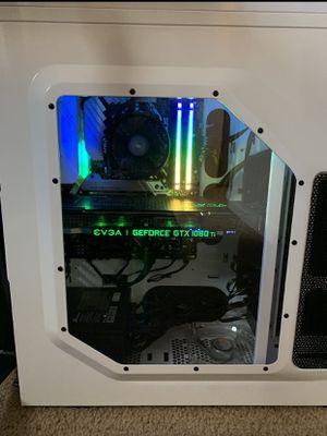 Nvidea EVGA FTW3 1080ti Graphics Card GPU for Sale in DeKalb, IL