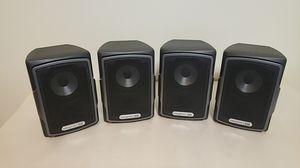 Set of 4 GigaWorks G500 THX Creative Speakers for Sale in Sully Station, VA