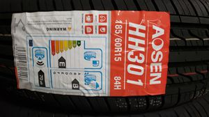 Aosen tires!! for Sale in Baldwin Park, CA