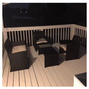 Outdoor patio furniture for Sale in Salt Lake City, UT