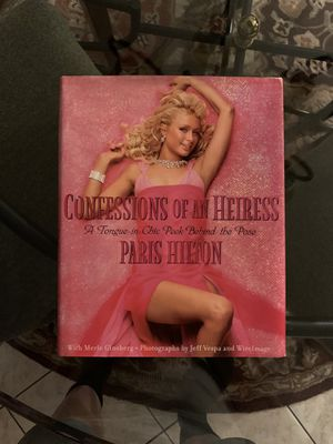 Paris Hilton book for Sale in Reading, PA