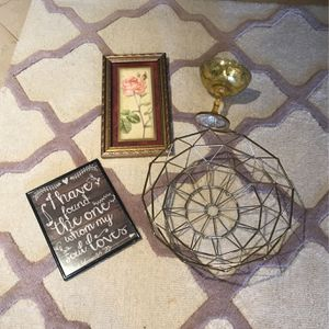 Home Decor Bundle for Sale in Los Angeles, CA