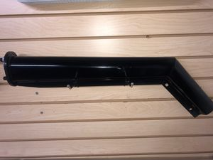 "Mud Flap Hanger Spring Loaded taper Style 45 Degree Black 2.5"" Bolt Center to Center 2pcs for Sale in San Leandro, CA"