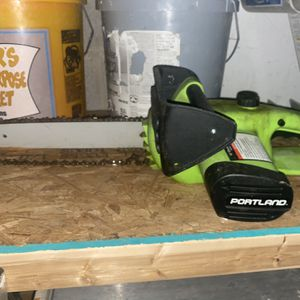 Portland Electric Chain Saw for Sale in Levittown, PA