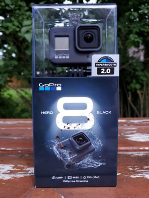 GoPro Hero 8 Black brand new Sealed[go-pro go pro camera] for Sale in Pepperell, MA