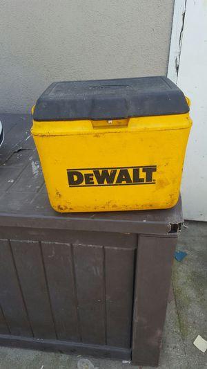 Dewalt cooler for Sale in Richland, MO
