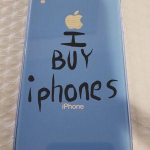 iPhone Xr Blue 64gb for Sale in Santa Maria, CA