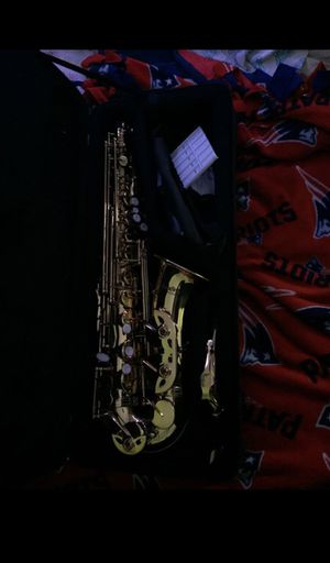 Saxophone need gone for Sale in Burrillville, RI
