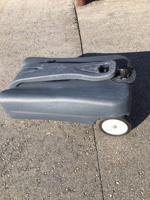 Thetford 18 gallon Sanitation SmartTote for Sale in Stevensville, MT