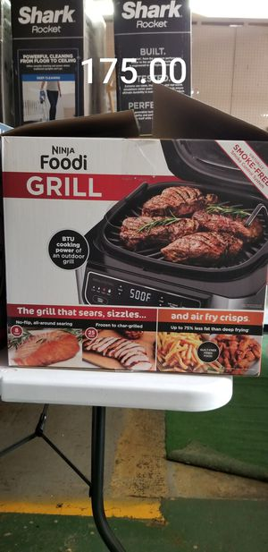 Ninja Foodie Grill for Sale in Canyon, TX
