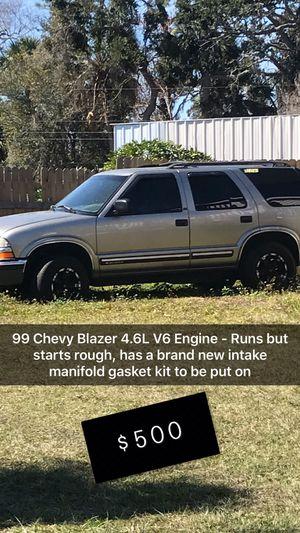 99 Chevy Blazer for Sale in Merritt Island, FL