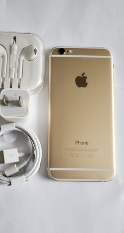 """iPhone 6, """"!!Factory Unlocked..Full fresh Like new & This phone comes with accessories... for Sale in Springfield,  VA"""