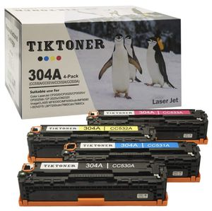 Remanufactured Toner Cartridge Replacement for HP 304A Canon 118 for CP2025DN CM2320N CM2320NF CM2320FXI MFP MF8580CDW MF8350CDN MF8380CDW MF726CDW L for Sale in Orlando, FL