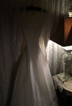 #769 White Wedding Dress for Sale in Beaumont, TX