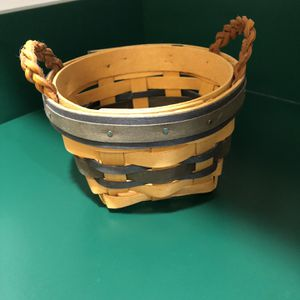 Collectors Edition Longaberger Basket for Sale in Hanover, PA