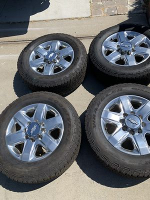 Rims And Tires for Sale in Hacienda Heights, CA
