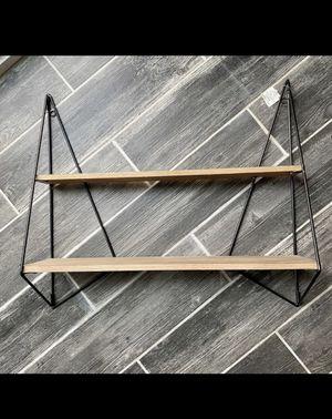 New Modern Wood & Metal Shelf for Sale in Montclair, CA