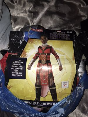 wakanda costume for kids for Sale in Palm Springs, FL