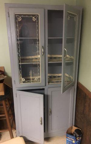 Vintage kitchen cabinet for Sale in Campobello, SC