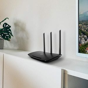 TP-LINK TL-WR940N Wireless N300 Home Router, 450Mpbs brand new!! Best price, local pickup, no covid-19, no lines, no tax!! for Sale in Perris, CA