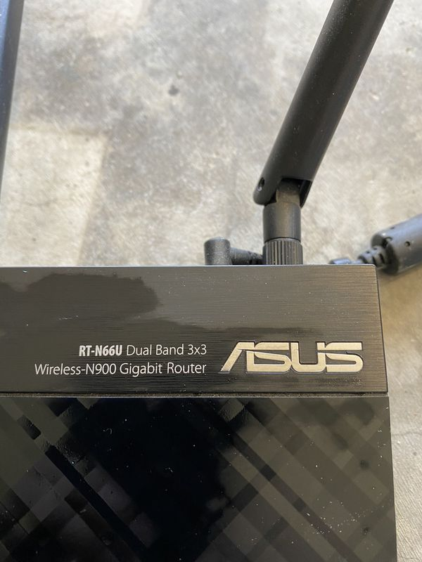 Asus motorola wireless router and modem