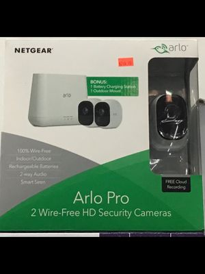 NetGear Arlo 2 Wire Free HD Security Cameras DISCOUNT PRICE ! for Sale in Ontario, CA