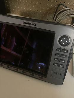 Lowrance Chart Plotter/Fish Finder for Sale in San Diego,  CA