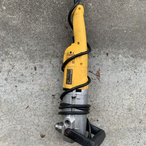 "DeWalt 1/2"" Corded Hole Saw DW723 + other tools for Sale in Bothell, WA"