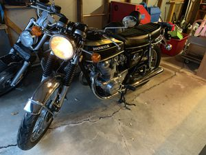 1974 Honda CB450 Motorcycle for Sale in Chicago, IL