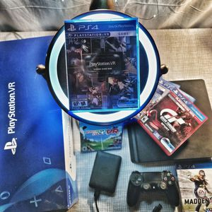 Sony Playstation and VR for Sale in Portland, OR