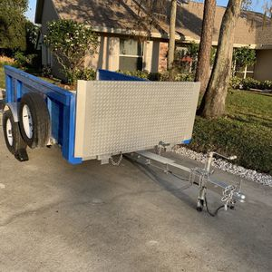5x8 EZ LOAD for Sale in West Palm Beach, FL