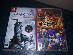 Nintendo Switch Games for Sale in Seattle, WA