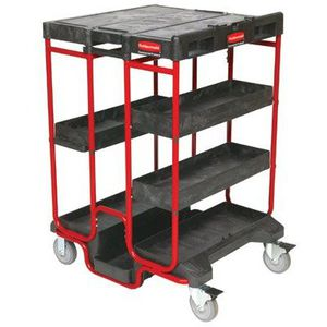 New Commercial Rubbermaid Ladder Cart 9T57 for Sale in Clairton, PA