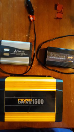 Dc to ac inverters for Sale in Fond du Lac, WI