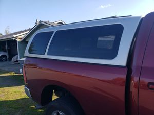 Insulated Truck canopy-brand is raider for Sale in Carbonado, WA