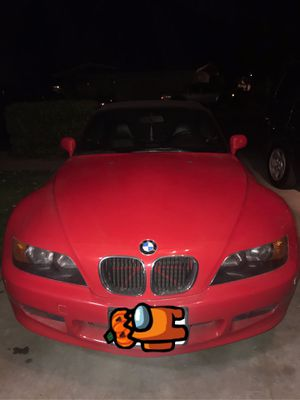 1997 BMW Z3 convertible 5 speed 4 cylinder car! Works like new looks like new everything in great condition new tires no scratches and no dents. for Sale in Livermore, CA