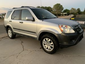 2006 Honda CRV 4WD (clean title ) manual transmission ‼️ for Sale in Victorville, CA