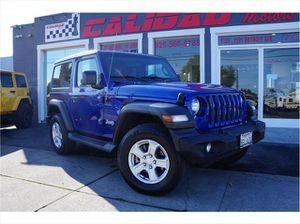 2019 Jeep Wrangler for Sale in Concord, CA