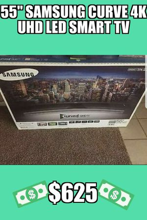 "55"" Samsung Curve 6500 series 4k UHD LED Smart Tv 2160p (FREE DELIVERY) for Sale in Tacoma, WA"