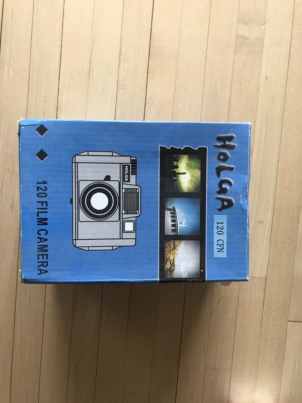Two Holga Cameras