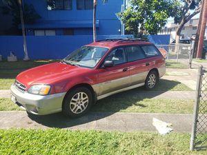 2003 Subaru Outback for Sale in Honolulu, HI