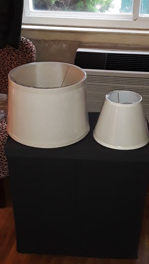 Brand new lamps shades for Sale in Queens, NY