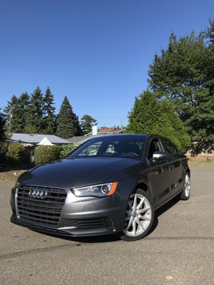 2015 Audi A3 2.0t Quattro Premium for Sale in Tacoma, WA