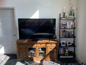 "65"" Curved 4K Samsung TV for Sale in Washington, DC"