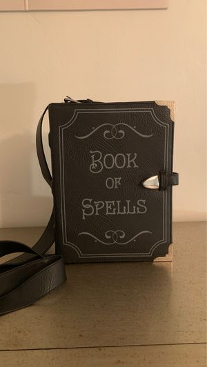 Spell Book Satchel Bag - Dolls Kill for Sale in Anaheim, CA