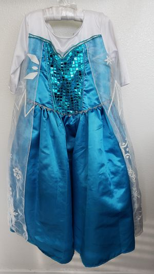 Frozen Elsa's Dress for Sale in Bakersfield, CA