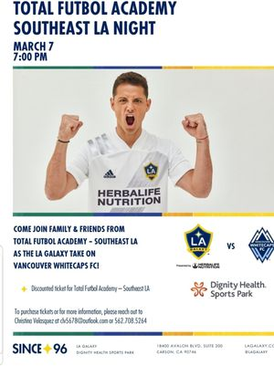 LA GALAXY HOME OPENER TICKETS for Sale in Bell Gardens, CA