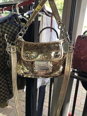 Coach bag sparkles for Sale in Destin, FL