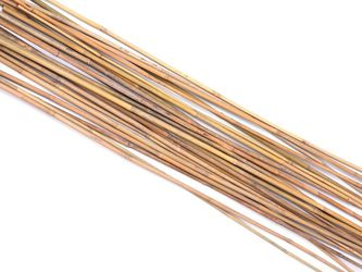 247Garden 6-Feet Bamboo Stakes 10-12mm Natural Bamboos For Plant And Gardening Support for Sale in Montebello,  CA
